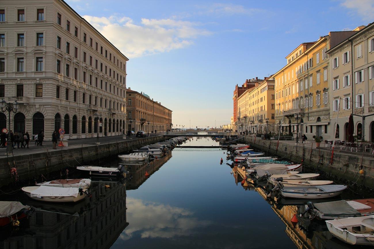 Triestebookfest - La città dei libri e dei lettori - Festival del libro a Trieste